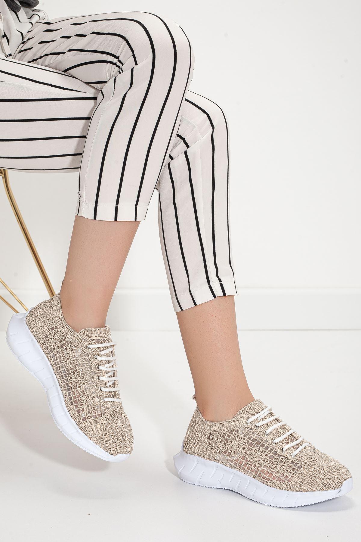 stello spor ayakkabı Ten